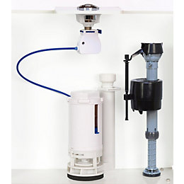 Fluidmaster Dual Flush & Fill Valve Kit