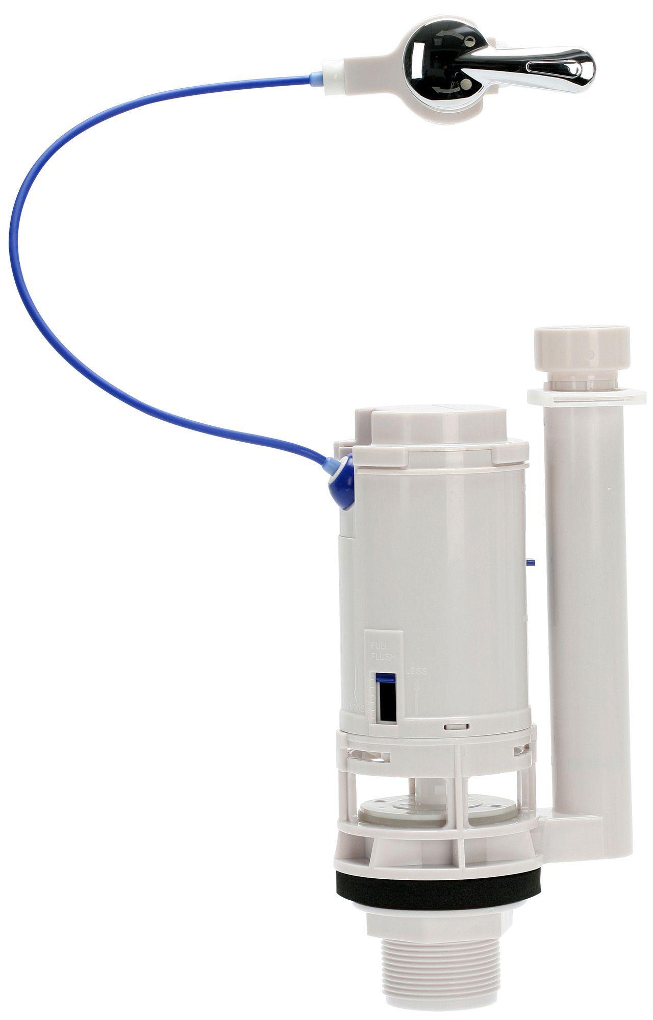 Fluidmaster Dual Flush Valve With Lever Activation