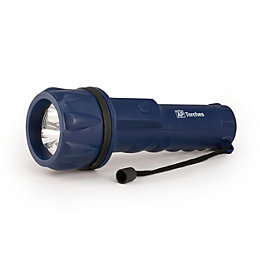 Active 14lm Rubber LED Torch