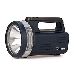 Active 120lm Plastic LED Blue Spotlight