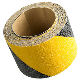 Active Products Black & Yellow Tape (L)3M (W)50mm