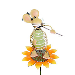 Oakthrift Cute Mouse Decorative Stake