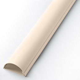 D-Line Self Extinguishing PVC Magnolia Trunking