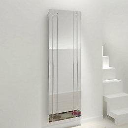 Kudox Tova Mirror Vertical Radiator Chrome (H)1800 mm