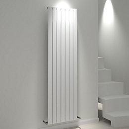 Kudox Tira Vertical Radiator White, (H)1800 mm (W)514