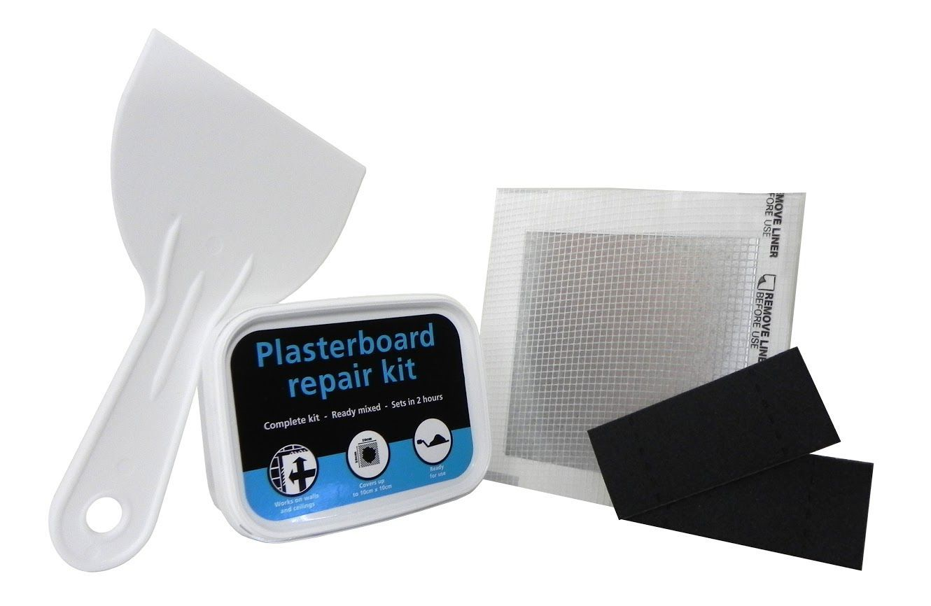 U Can Ready to Use Plasterboard Repair Kit 400G Departments