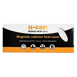 U-Can Magnetic Foil Radiator Heat Saver