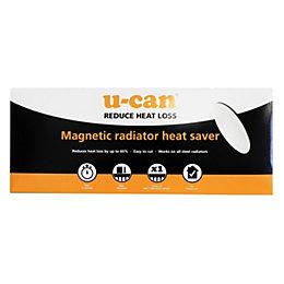 U-Can Magnetic Foil Radiator Heat Saver
