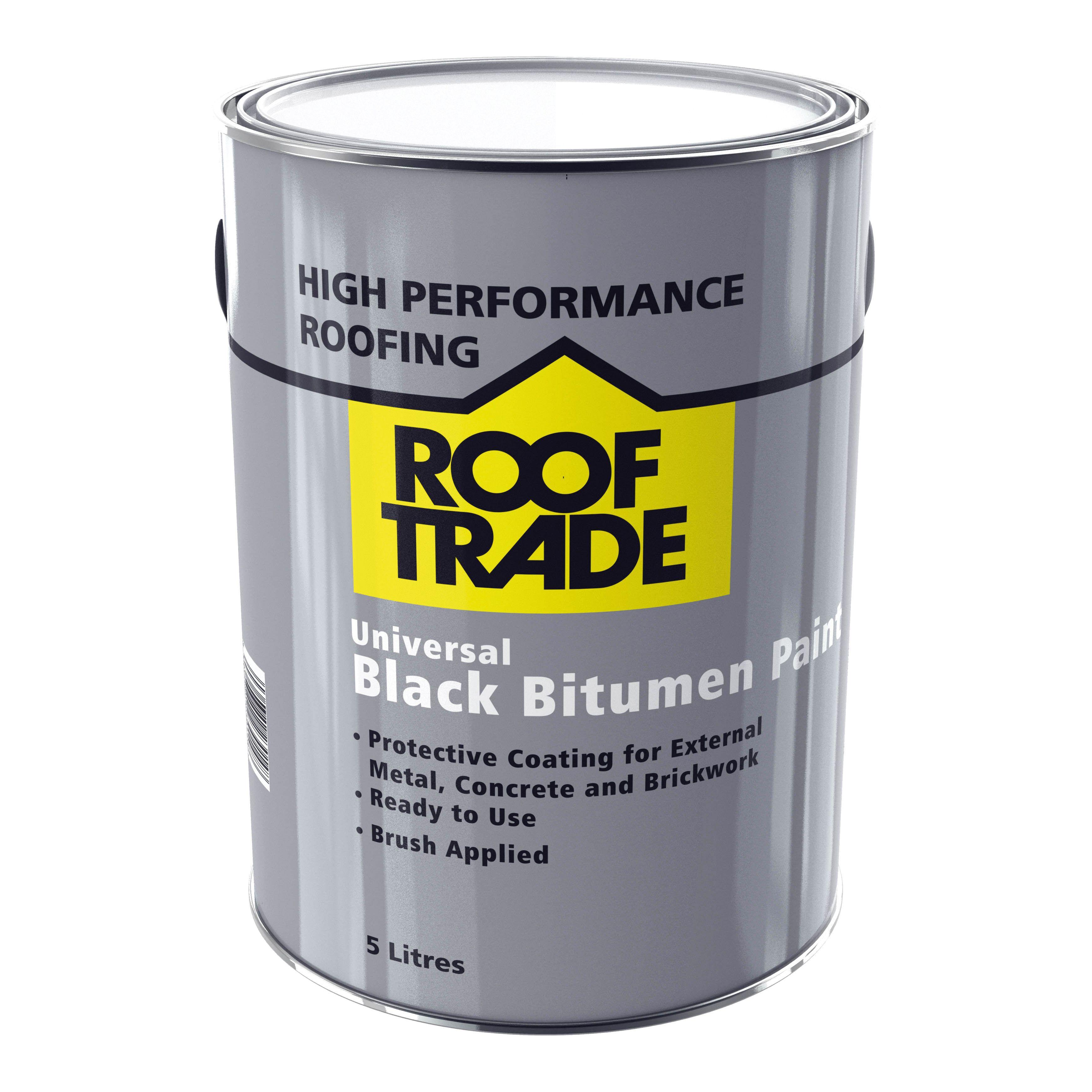 Universal Black Bitumen Paint