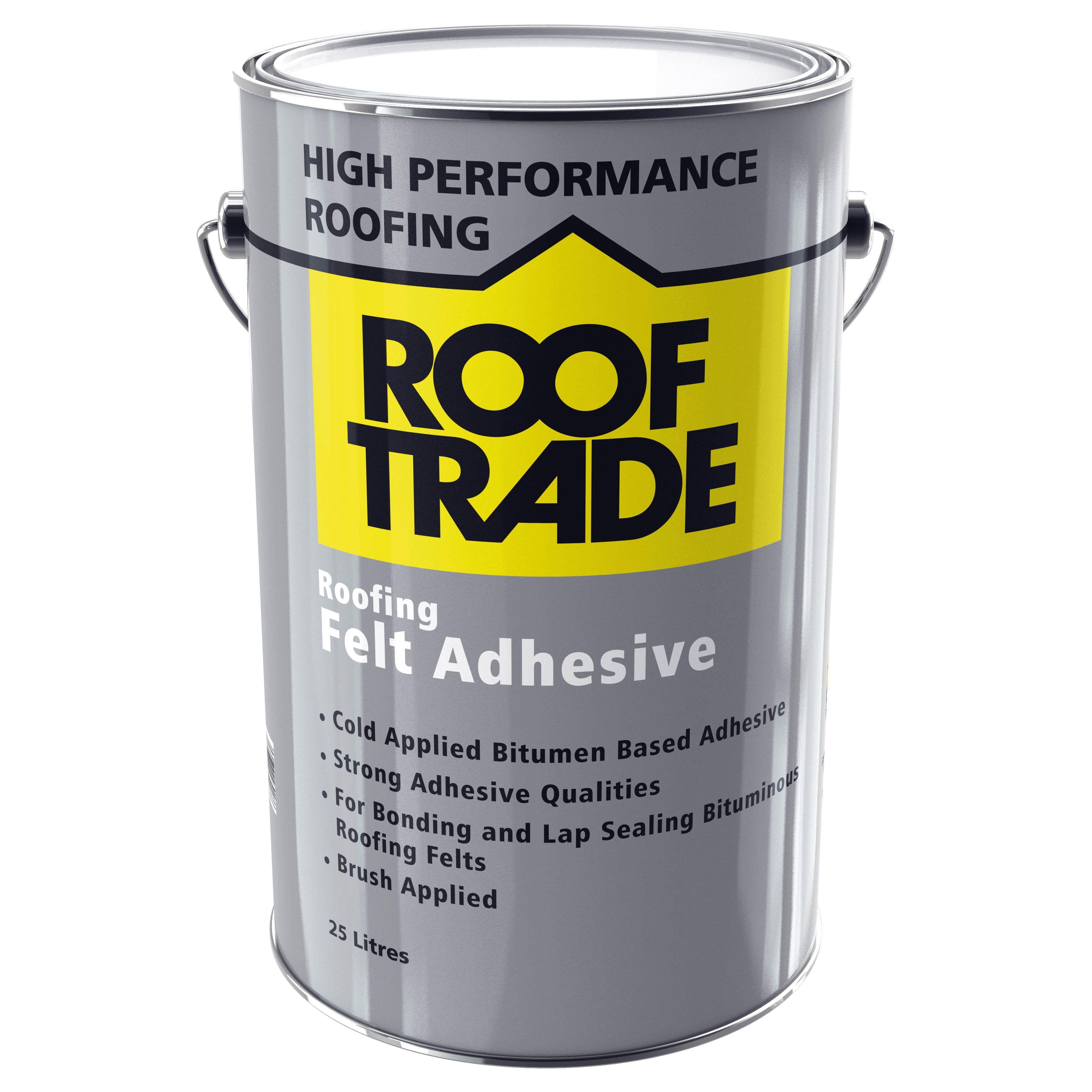 Roofing Felt Sealer Amp Paint Waterproofing Roof