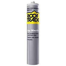 ROOFTRADE Black Lap Mastic Sealant 310ml