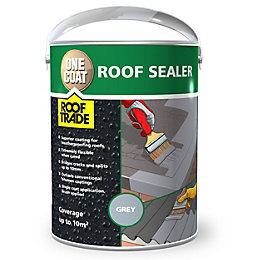 Rooftrade Grey One Coat Roof Sealer 5L