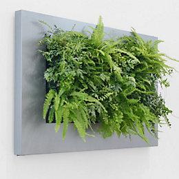 Silver Living Picture (L)118cm (W)78cm