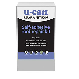 U-Can Self-Adhesive Roof Repair Kit