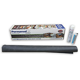 Firestone (3.3M x 2.3M) Shed Roofing Kit