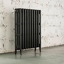 Arroll Neo-Classic 4 Column Radiator, Anthracite (W)634mm