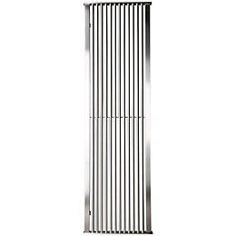 Accuro Korle IMPERIAL Vertical Radiator Stainless Steel (H)2020