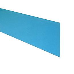6mm Upstand Glass Kitchen or Bathroom Glass Upstand,