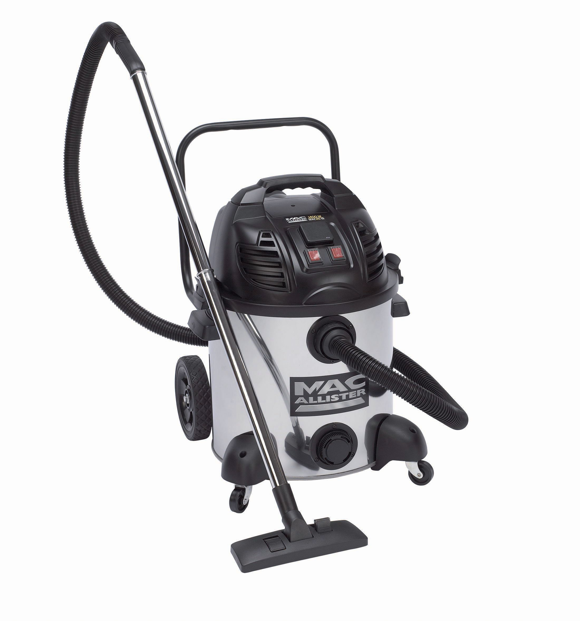 Mac Allister Corded Bagged Wet & Dry Vacuum Cleaner Mac45-si2