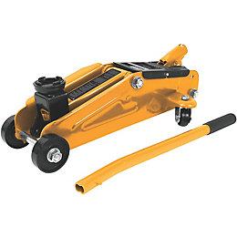 Torq 2 Tonne Trolley Jack For Vehicle Lifting