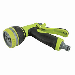 Verve Black & Green Multifunction Spray Gun
