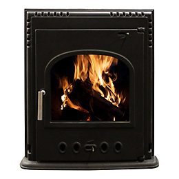 Breeze Solid Fuel Insert Stove, 4 kW