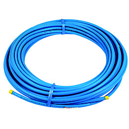 Pipelife Push Fit MDPE Pipe (Dia)20mm (L)50M, Pack