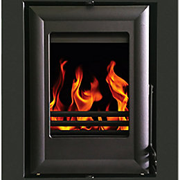 Hothouse Inset Wood or Solid Fuel Stove, 5kW