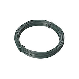 Blooma PVC Coated Steel Garden Wire (L)30m (D)2mm