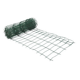 Blooma PVC Coated Steel Wire Fencing (L)10 M