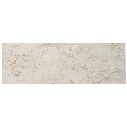 Natural Stone Cream Marble Effect Marble Wall &