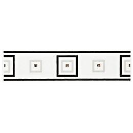 Turner Black Ceramic Border Tile, (L)250mm (W)60mm
