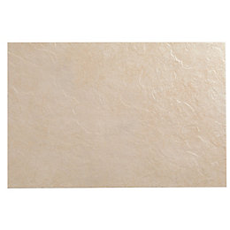 Jasper Cream Stone Effect Porcelain Wall & Floor