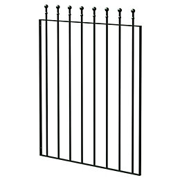 Blooma Steel Narrow Gate (H)0.9 M (W)0.77 M