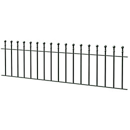 Ball Top Black Rail, (L)1810mm