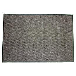 Diall Beige Plastic Door Mat (L)0.8m (W)500mm