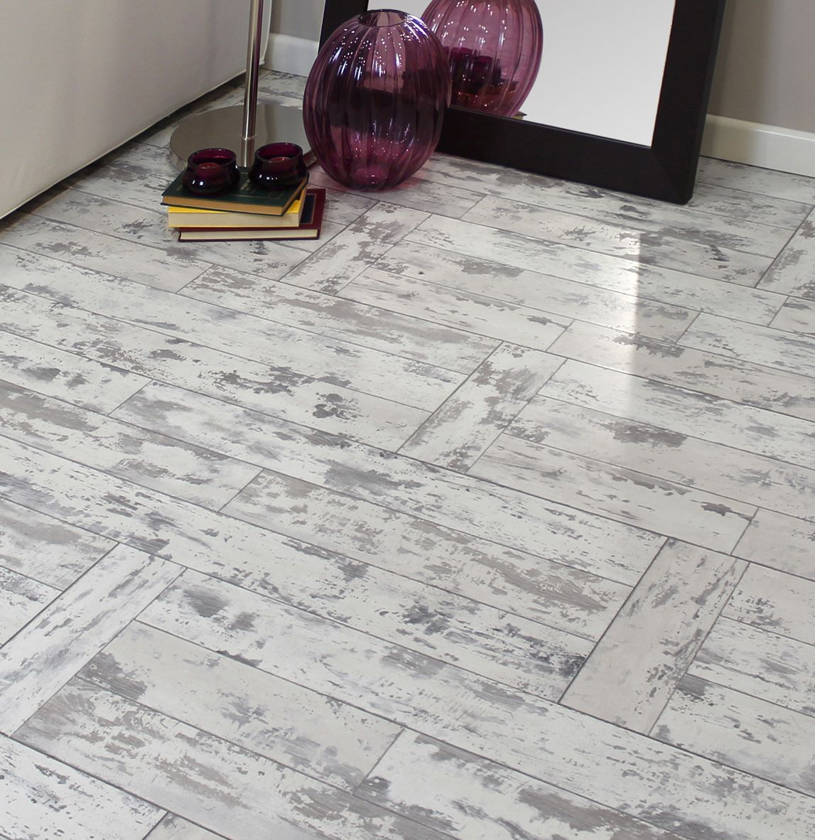 Wood Effect Laminate Flooring For Bathrooms: White Wood Flooring