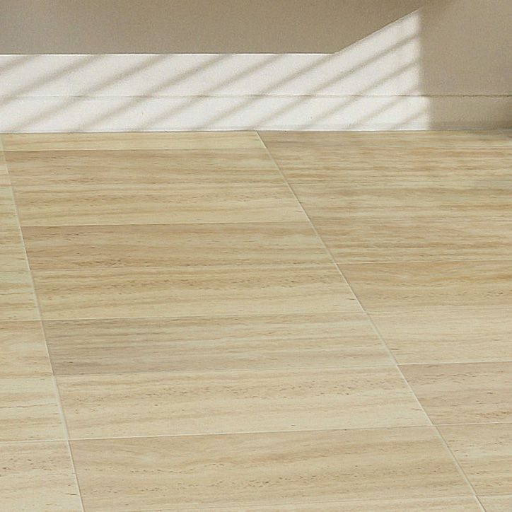 Leggiero Cream Travertine Tile Effect Laminate Flooring 1