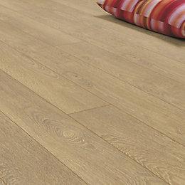 Pusilla Oak Effect Laminate Flooring 1.76 m² Pack