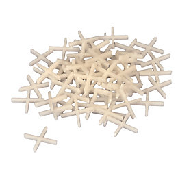 Diall 2mm Tile Spacer, Pack of 500