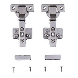 Cooke & Lewis Concealed Fridge Freezer Door Hinge