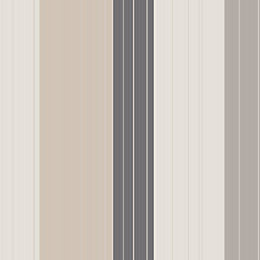 Colours Royale Black & Taupe Stripe Wallpaper