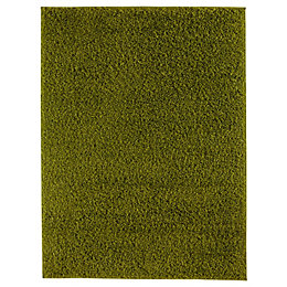 Colours Kala Green Rug (L)1.2m (W)0.6m