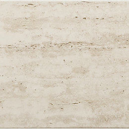 Leggiero Cream Travertine Tile Effect Laminate Flooring Sample