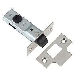 Diall Tubular Latch (L)64mm (W)105mm