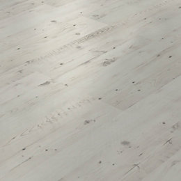 Belcanto White Californian Pine Effect Laminate Flooring 2