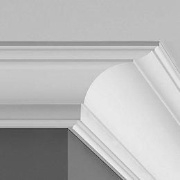 Colours C Profile External Corners (L)25cm (W)94mm (T)94mm,