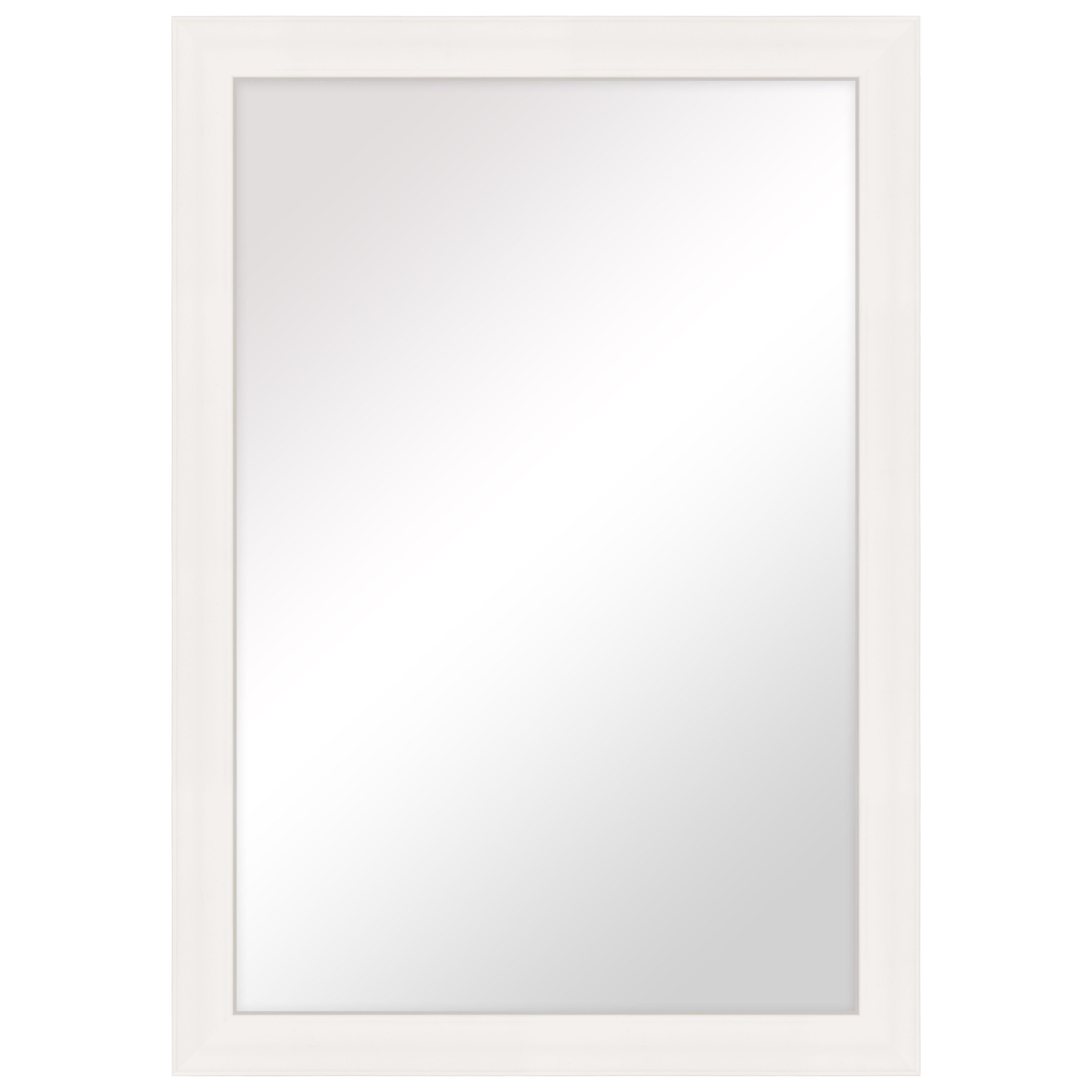 Colours Ganji Framed Rectangular Mirror (h)1040mm (w) 740mm