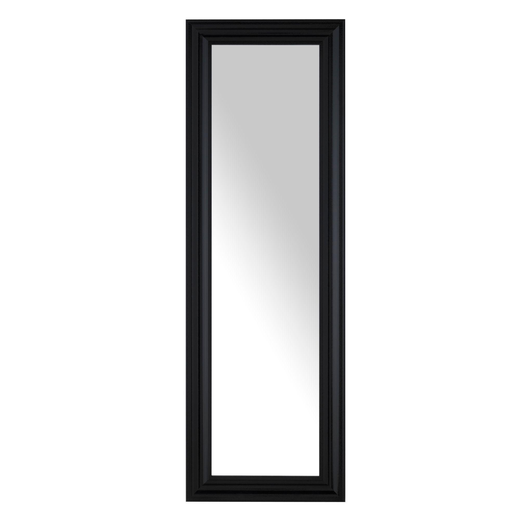 Colours Ganji Framed Rectangular Mirror (h)1350mm (w) 430mm