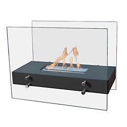 Almeria Bioethanol Portable Floor Fire